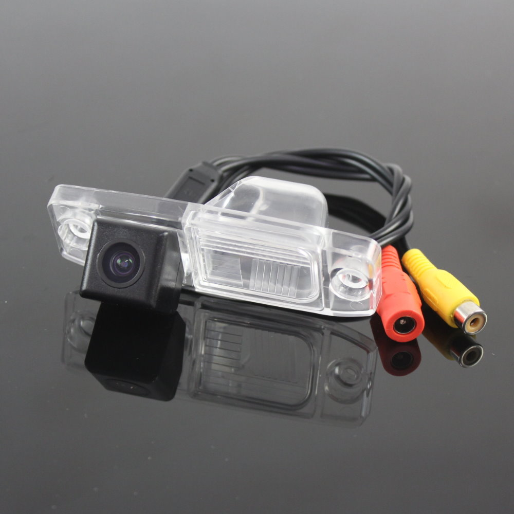 Liislee For Hyundai Sonata Yf I45 20112014 Rearview Camera Backup Parking Ntst Pal License Plate Light In Vehicle From