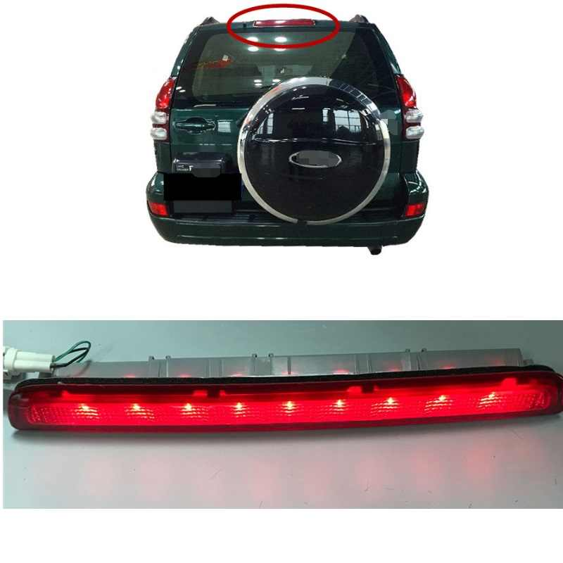 EXTERIEUR LED AUTO LAMPEN EXTRA REMLICHTEN LIGHTTING FIT VOOR PRADO 4000 2700 LC120 GX470 2003-2009 LED LIGHT 4X4 ONDERDELEN