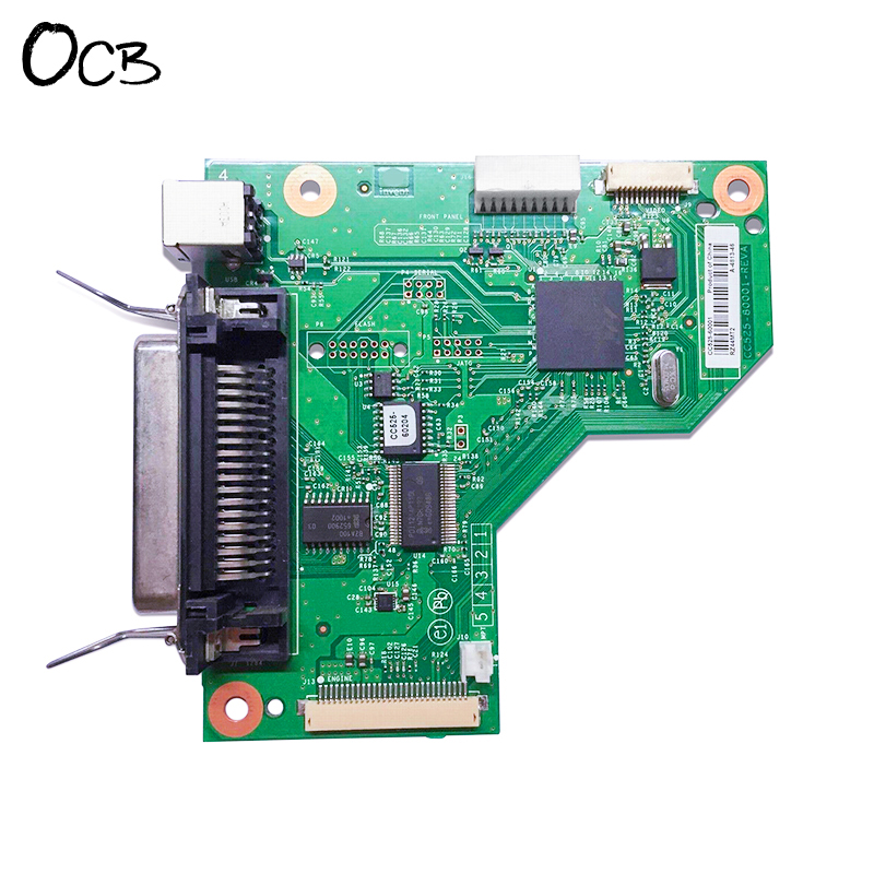 CC525-60001 Mainboard Main Board For HP LaserJet P2035 2035 2035D Printer Formatter Board laserjet main board for hp m351 m351a ce794 60001 formatter board mainboard