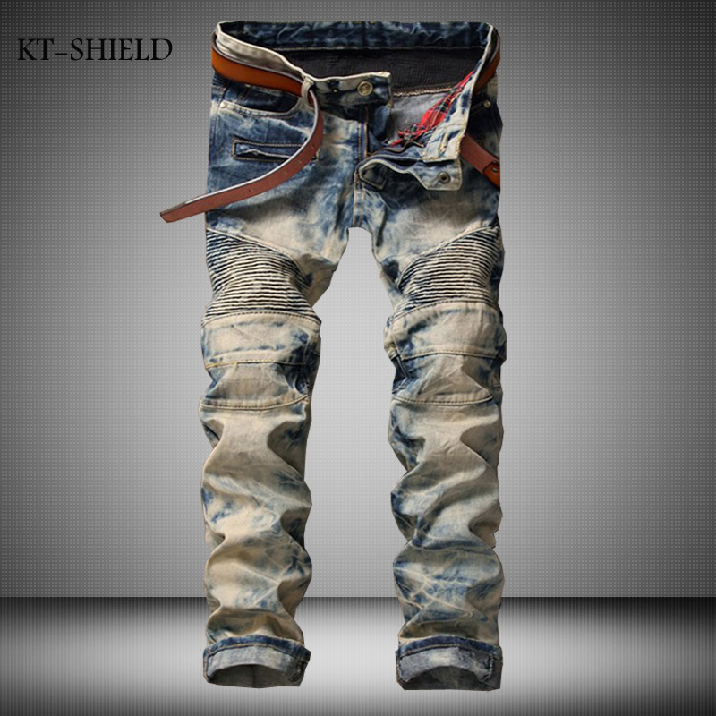 biker cargo jean mens famous brand denim overalls fashion hombre hip hop long trousere distressed skinny calca jeans masculina ripped distressed jean hombre slim fit denim overalls fashion mens biker casual hip hop long trousers calca jeans masculina