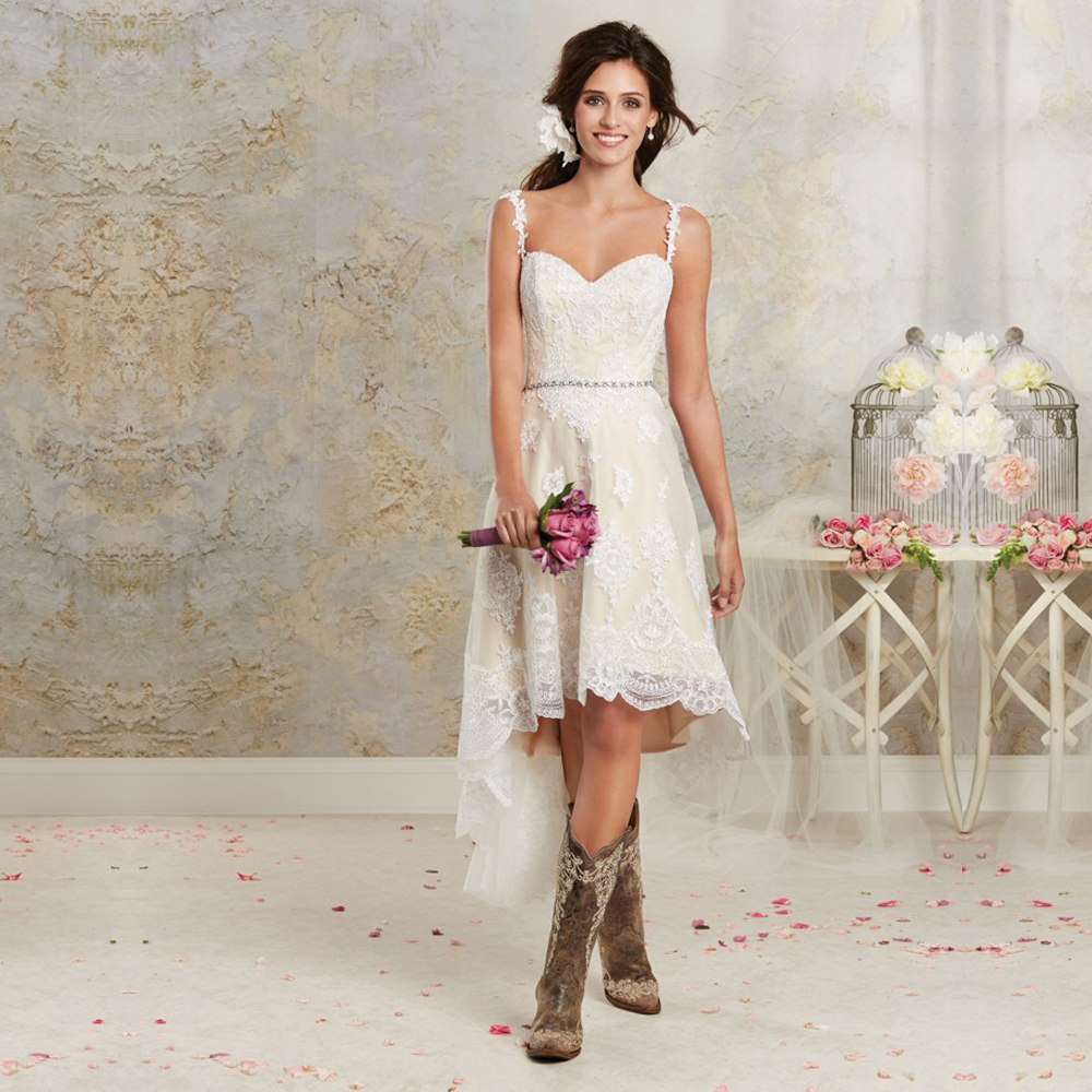 casual wedding dresses casual dresses for wedding 12 Short Wedding Dresses for a Fun Casual Celebration