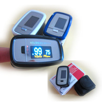 FDA CE ISO Blood Oxygen saturation SPO2 Pulse Rate Monitor Fingertip Pulse Oximeter Oxymeter