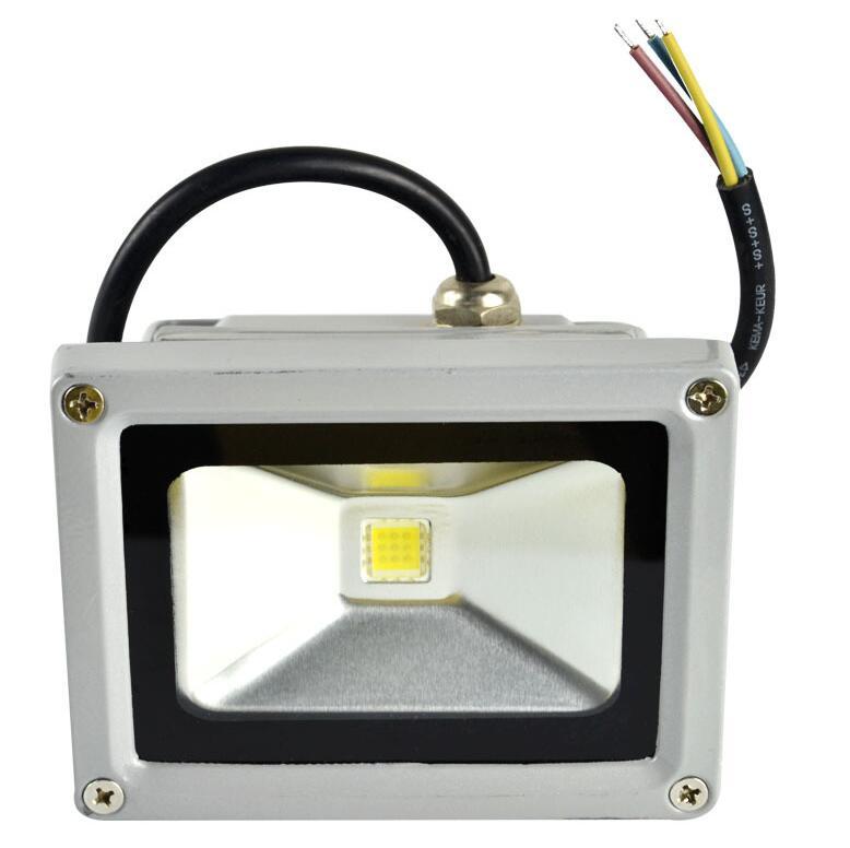 DC12V 10w 20w 30w 50w IP65 Waterproof LED Floodlight Led Flood lamp Spotlight Lighting Home Garden Outdoor wall