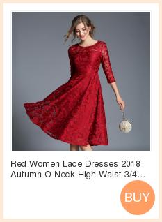 новые пикантные красные для женщин осень кружевное платье дамы высокая талия выдалбливают Vestidos де феста синие платья женщина плюс размеры халат n611b