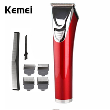 Kemei New Arrival Electric barber Rechargeable Trimer Professional Hair Clippers Hair Trimmer Cutting Machine for men Tools