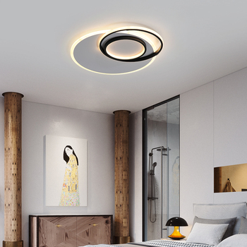 Modern, lamp lights for living room bedroom study room lamp lighting AC110-265V 2018 new creative combination