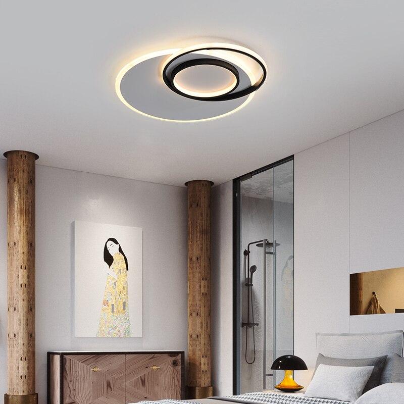 Moderne, lampe lichter für wohnzimmer schlafzimmer studie zimmer lampe beleuchtung AC110 265V 2018 neue kreative kombination-in Deckenleuchten aus Licht & Beleuchtung bei Nastume lighting Store