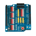 High Quality Sensor Shield Expansion Board Shield for Arduino UNO R3 V5.0 Electric Module Hot Promotion