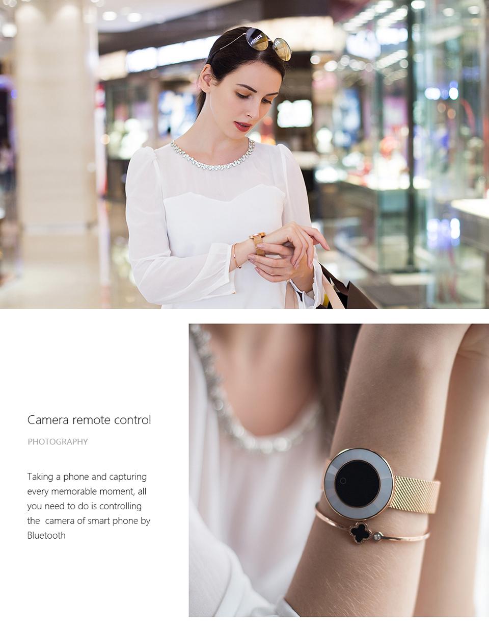 women smart fitness bracelet X6_18