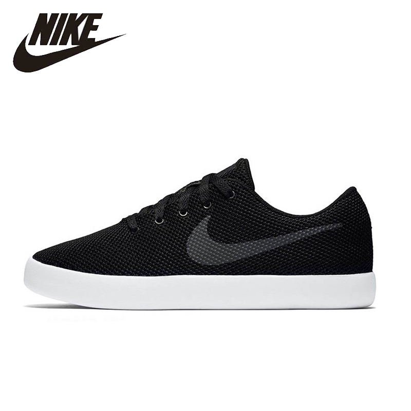 NIKE Original New Arrival Mens ESSENTIALIST Sneakers Skateboarding Shoes Mesh Breathable Quick Dry High Quality For Men nike original new arrival mens kaishi 2 0 running shoes breathable quick dry lightweight sneakers for men shoes 833411 876875