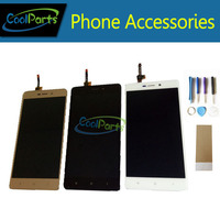 1PC Lot AAA For Redmi3 Redmi 3 3S 3Pro LCD Display Touch Screen Digitizer Assembly Black