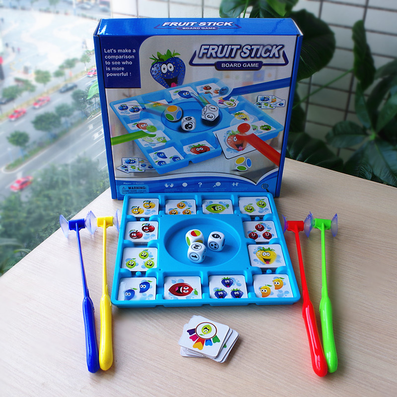 Toys For Games : Aliexpress buy new board games for children fruit