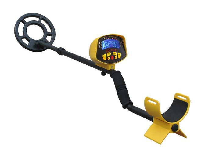 1pcs   MD-3010II Metal Detector Gold Digger Treasure Hunter