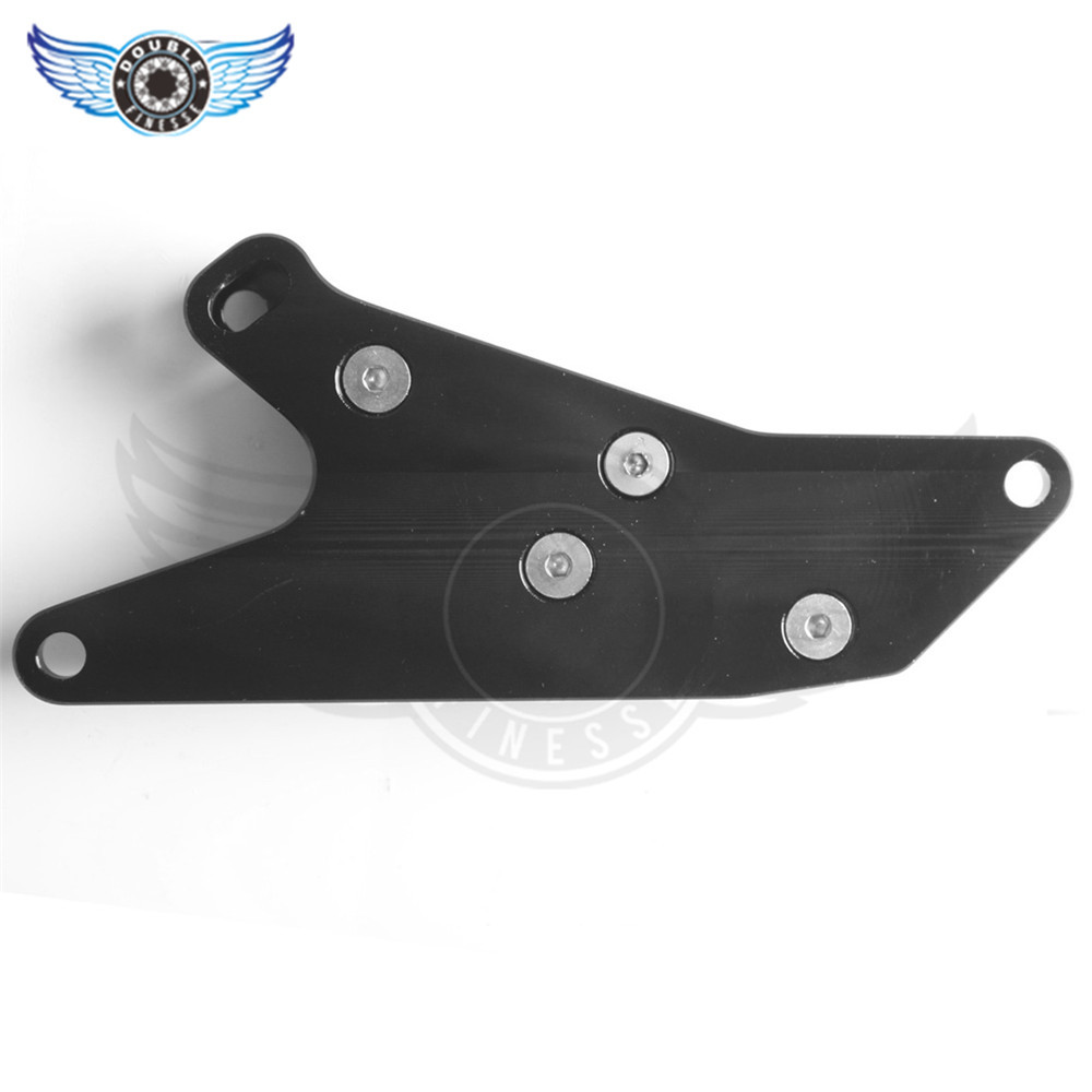 ФОТО black  Motorcycle cnc engine protector crash pad frame slider for B-KING 1300 2008 2009 2010 2011 2012