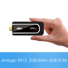 GOTiT Andorid tv Box H96 Pro 4K MINI PC TV Box Android 7.1.1 OS 2G RAM 8G ROM Octa-Core 2.4G WIFI 4.1 BT+Dolby DTS Smart MINI