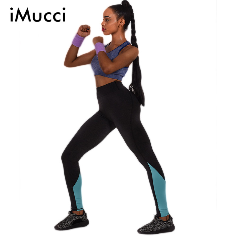 Women Leggings Quick Drying Wicking Breathable Stretch Leggings Pants Workout Spinning font b Fitness b font