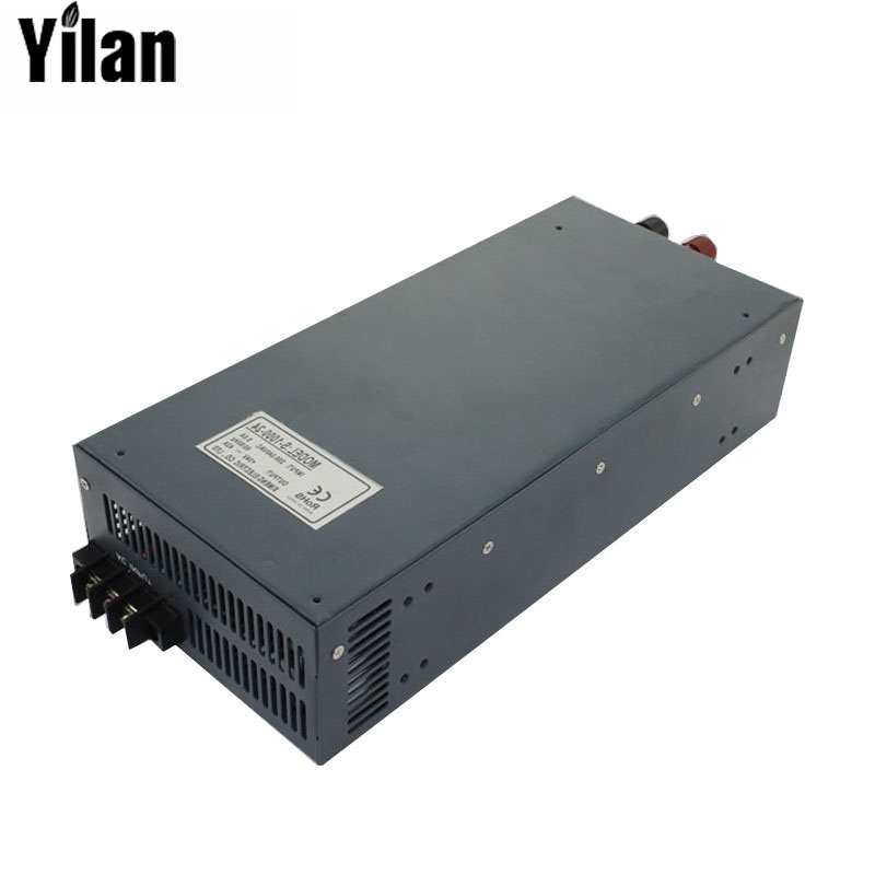 1000W 48V 20A 220V INPUT Single Output Switching power supply for LED Strip light AC to DC 1200w 48v adjustable 220v input single output switching power supply for led strip light ac to dc