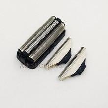 1 セット新シェーバー交換カッター/ブレードと箔スクリーンフィリップス対応のnorelco櫛シェーバーかみそりQS6140 QS6160 QS6140