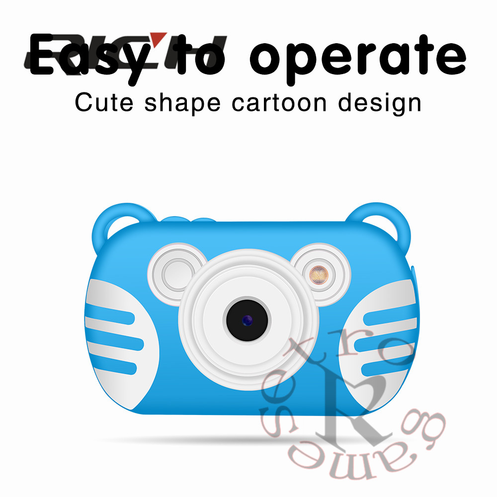 Étanche 5MP 2.7 pouces LCD HD caméra numérique enfants enfants cadeau d'anniversaire caméra sport Mini caméra pour enfants natation