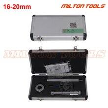 Shan бренд 16-20 мм Трехточечные внутренние Микрометры три точки внутри циркуль измерительный инструмент