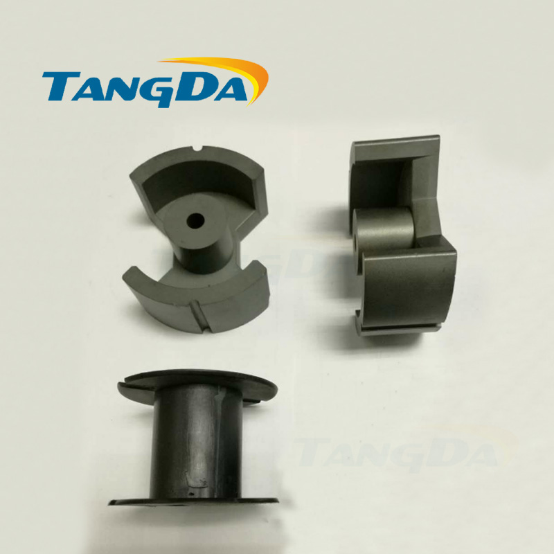 Tangda PM 87 Type PM87 P87 soft ferrite core magnetic core+ skeleton for transformer PC40 high frequency Switching power supplyTangda PM 87 Type PM87 P87 soft ferrite core magnetic core+ skeleton for transformer PC40 high frequency Switching power supply