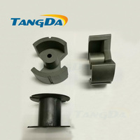 Tangda PM 87 Type PM87 P87 soft ferrite core magnetic core+ skeleton for transformer PC40 high frequency Switching power supply