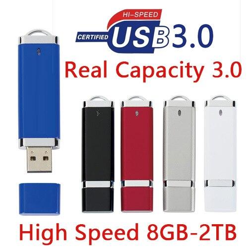 32GB 64GB USB Flash Drive 1TB 2TB 3.0 Classical Pen Drive Mini USB Portable Storage Memory USB Stick Flash Card 128GB 256GB Gift