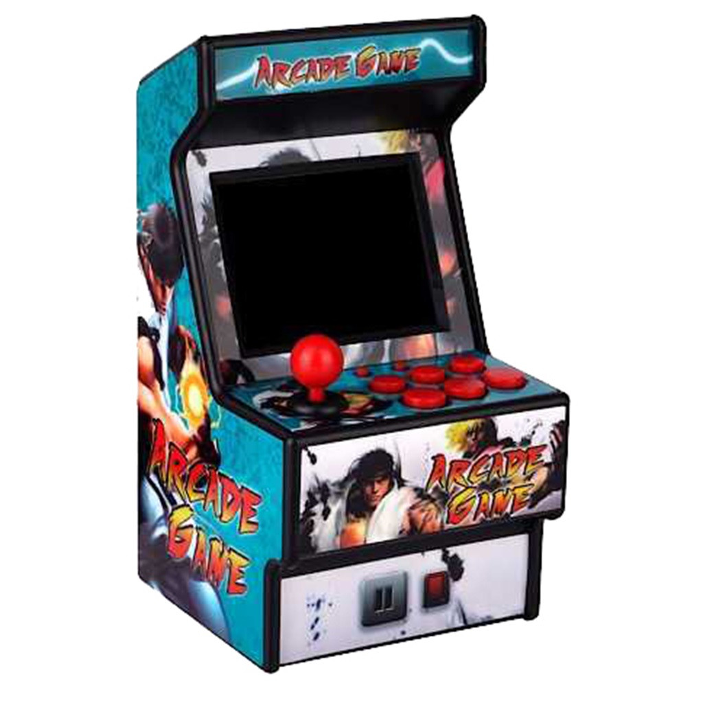 Game-Consol Nostalgic-Player Classic-Games Arcade Handheld Retro Mini Kids Built-In 156