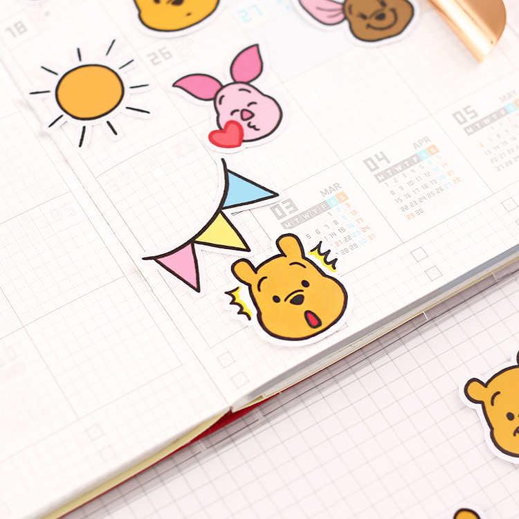 39 шт./упак. милый медведь Аватар стикер s для стайлинга автомобиля Мотоцикл телефон книга путешествия багаж игрушка забавные наклейки Bomb