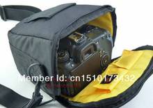 Accessories Parts With Tracking Waterproof Camera Case Bag For Nikon D90 D80 D700 D7000 D5100 D5000 D3100 D300 Camera/Video Bags