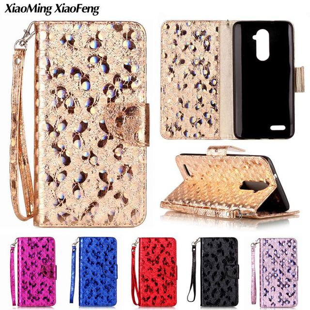 Luxury Leather Wallet Flip Case For ZTE Zmax Pro Phone Cases ZTE Z981 Case For ZTE Zmax Pro Z981 Case Stand Card Holder Cover