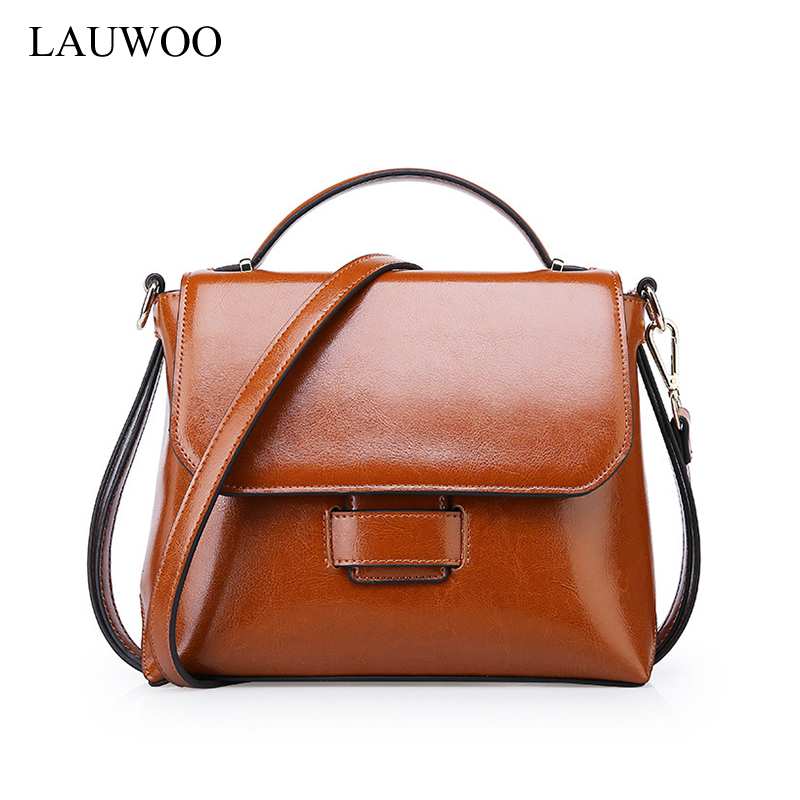 LAUWOO Luxury Brand Elegant Women Real Split Cowskin Messenger Bag New Design Female Leisure Shoulder Bag Girls Casual Handbag валз н 160мг 12 5мг 98 таблетки