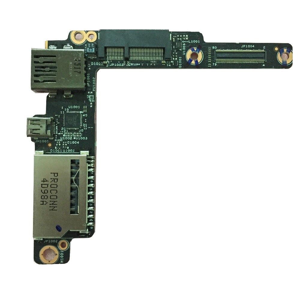 For L E N O V O yoga 3 pro USB small board Card reader board NS A321 Wireless network card board