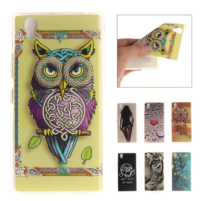 "AiSMei 5.0"" P70 Coque Flower New Arrival Case For Lenovo P70 P70a P70t Case Cover Fundas Cover for Lenovo P70-a Free Stylus Gift"