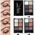 Professional Makeup Glitter Shine Eye Shadow Cosmetics Nude Pigment Eyeshadow Make Up Palette Set