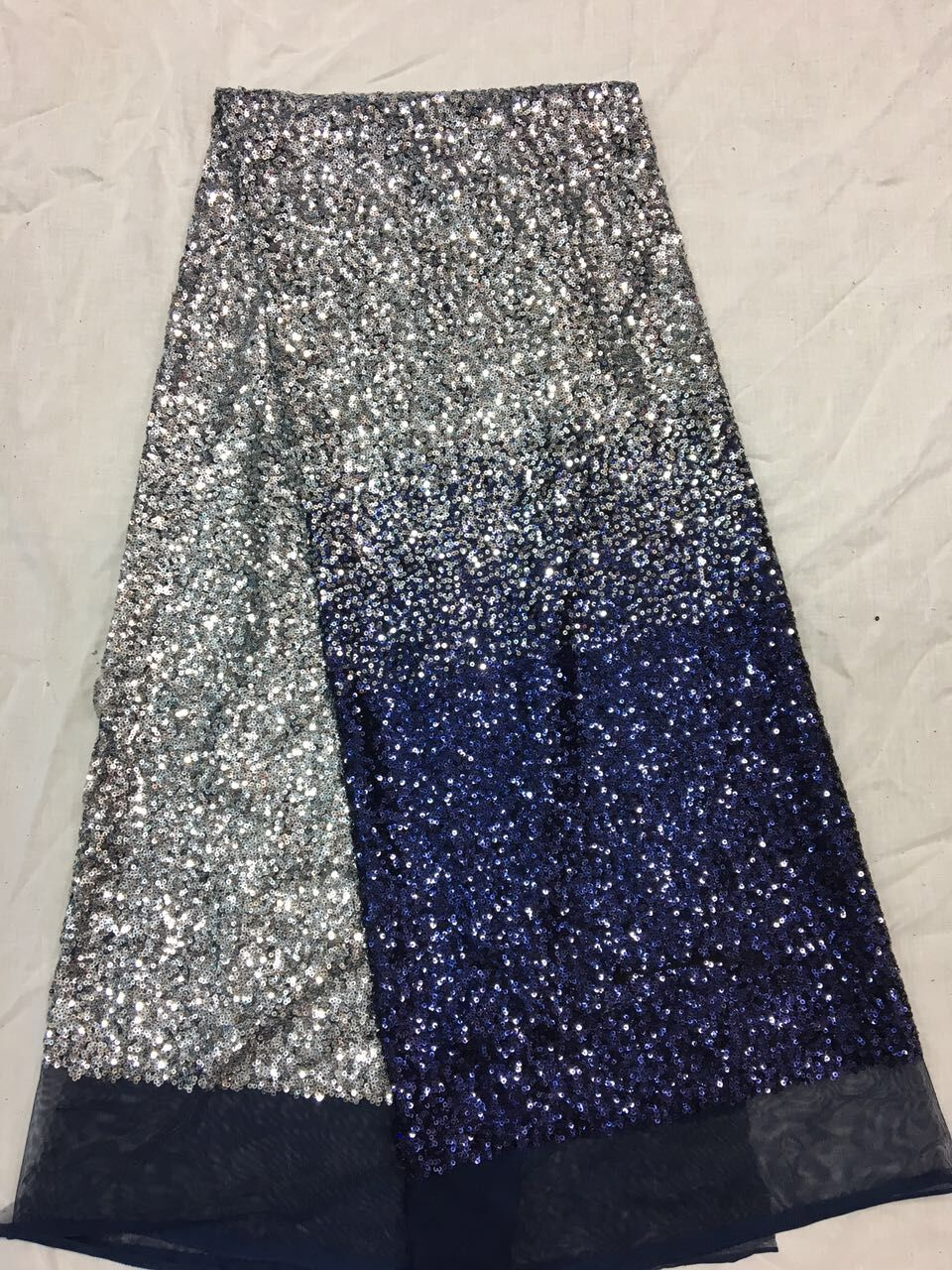 New Arrival CiCi 51209 african guipure lace fabric with sequins hot selling for sexy dress