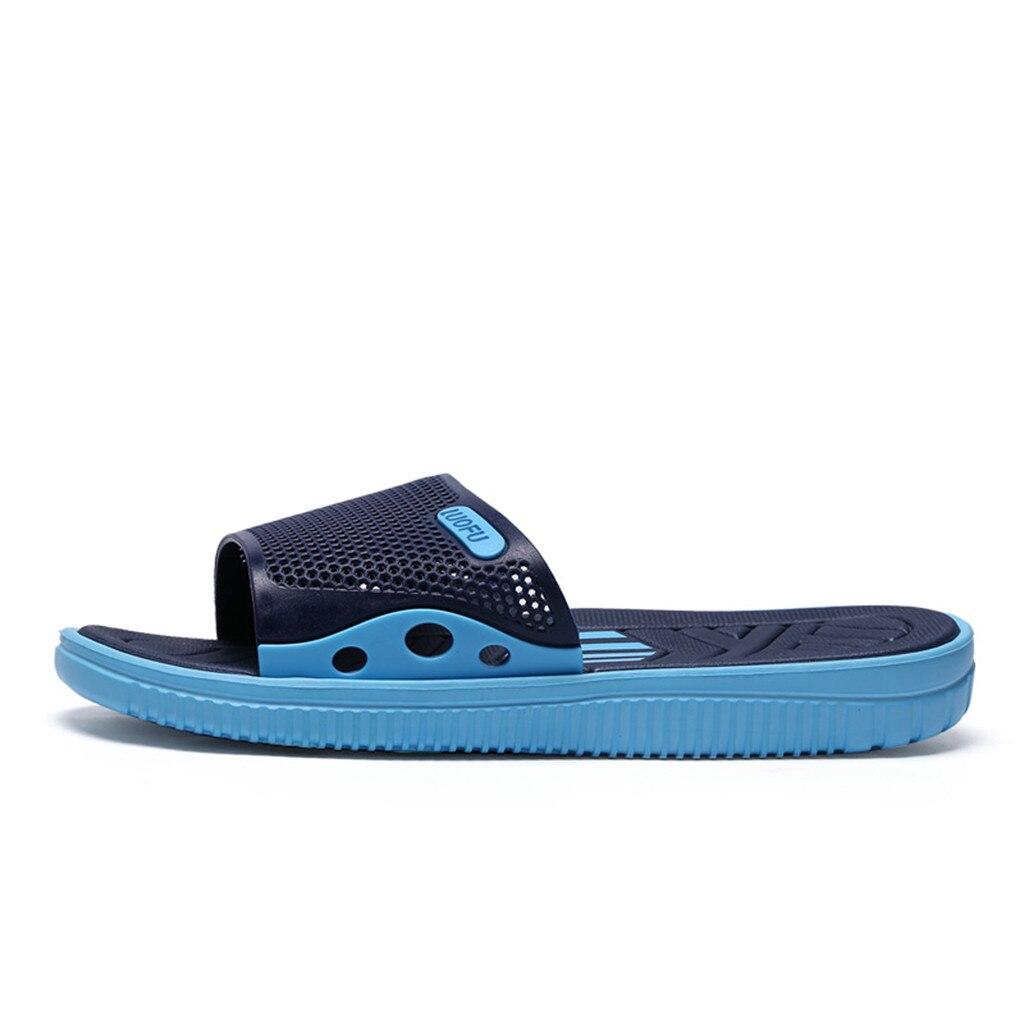SAGACE; коллекция года; Мужские Модные Повседневные тапочки; летняя уличная Нескользящая пляжная обувь; домашние тапочки; Новинка