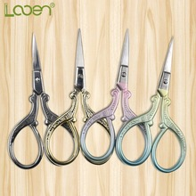 4 Colors Tailor Small Scissors Cross Stitch Embroidery Sewing Tools Women Handcraft DIY Tool Scissor Accessories