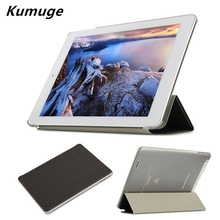 Fashion PU Leather Tablet Cover Case for Teclast X98 Plus II PC Protective 9.7 Inch Shell+ Gift Stylus Pen