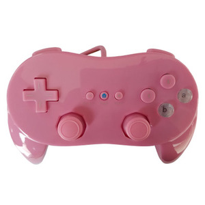 Image 5 - Classic Dual Analog ABS Wired Game Controller Pro for Nintend W ii Remote Double Shock Game Controller Gamepad For W ii Console