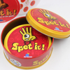 Spot It Dobble Find It Board Game For Children Educational Toys Magic Fun With Family Gather