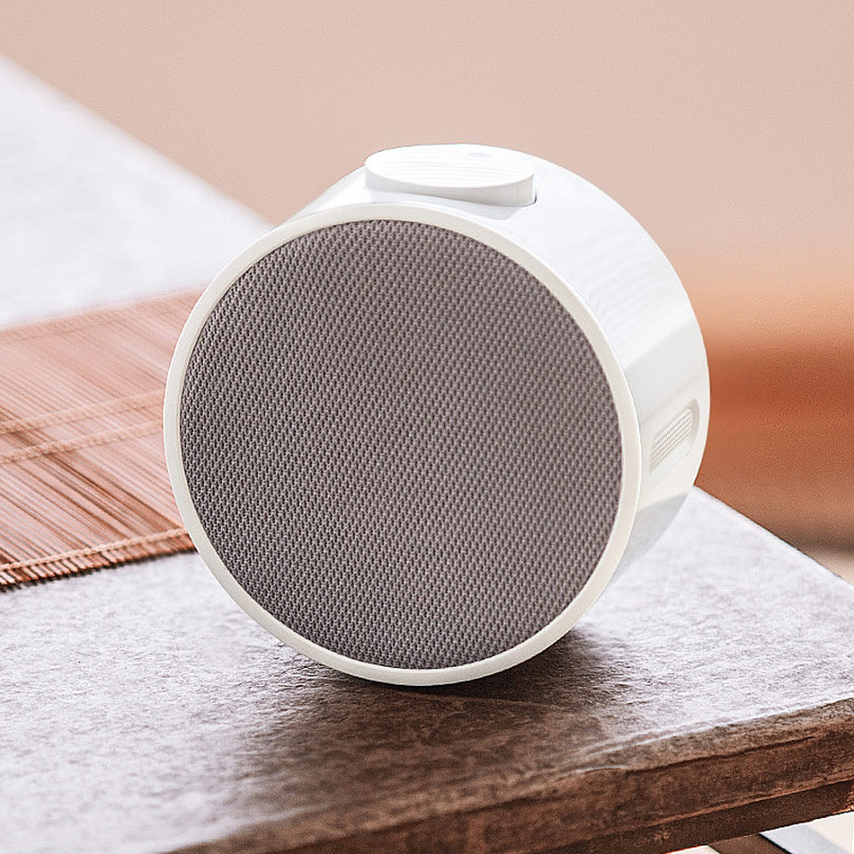 ФОТО Original Xiaomi Mi Music Alarm Clock Portable Speaker Bluetooth 4.1 360-Hours-Standby Control with Xiaomi APP for Android Phone