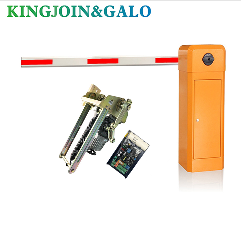 Automatic Boom arms Barrier Gate For Traffic Car Parking RoadAutomatic Boom arms Barrier Gate For Traffic Car Parking Road