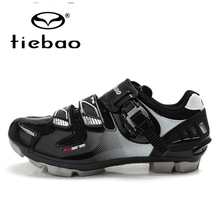 цена на TIEBAO Professional Road Bike Racing Self-Locking Shoes Men Women Bicycle Cycling Shoes Breathable Outdoor Sports Athletic Shoes