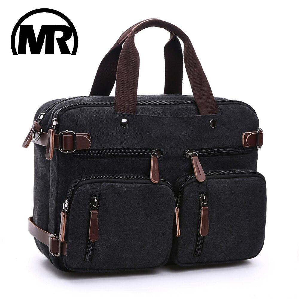 MARKROYAL Leinwand Leder Männer Reisetaschen Hand Gepäck Taschen Männer Duffel Taschen Reise Tote Verstecken Die Schulter Strap Handtaschen Schule