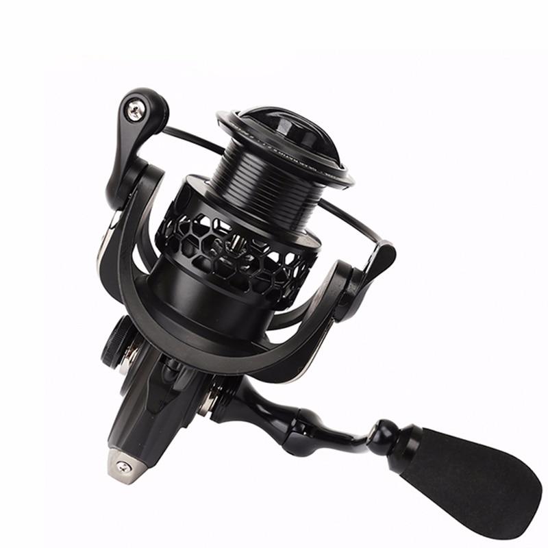 carretel de pesca magnetico rolamento eva knob 218g 02