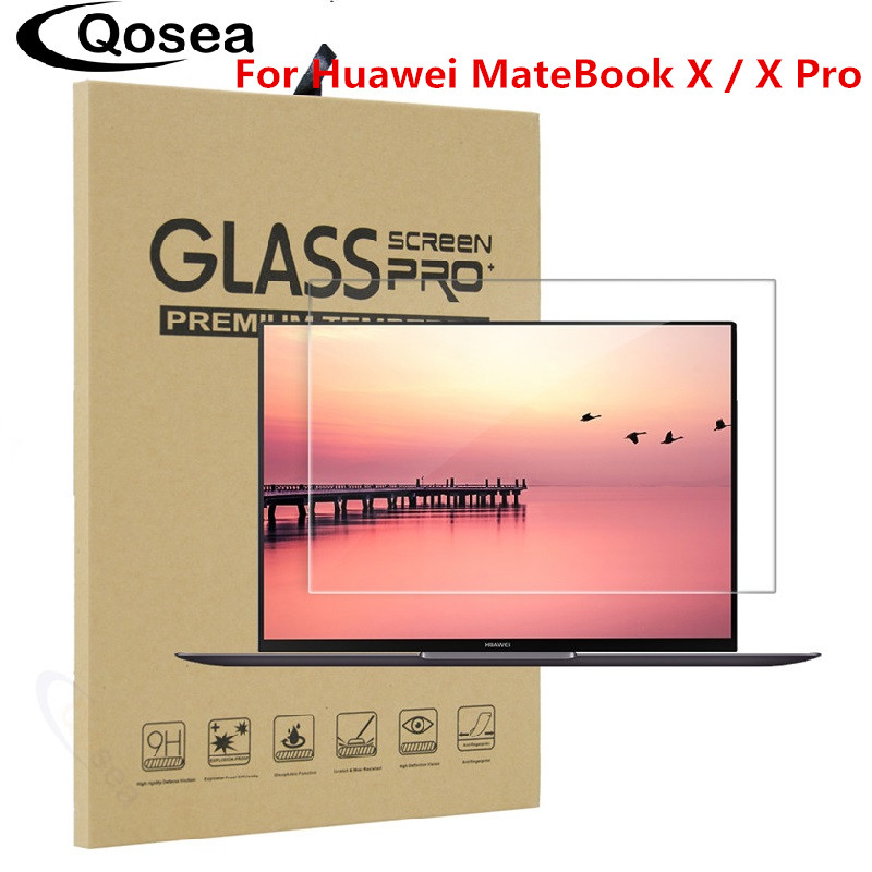 Qosea For Huawei MateBook X Pro 13.9 Screen Protector Tablet Protective Film MediaPad M5 8.4 10.8 M5 Lite Pro Tempered GlassQosea For Huawei MateBook X Pro 13.9 Screen Protector Tablet Protective Film MediaPad M5 8.4 10.8 M5 Lite Pro Tempered Glass