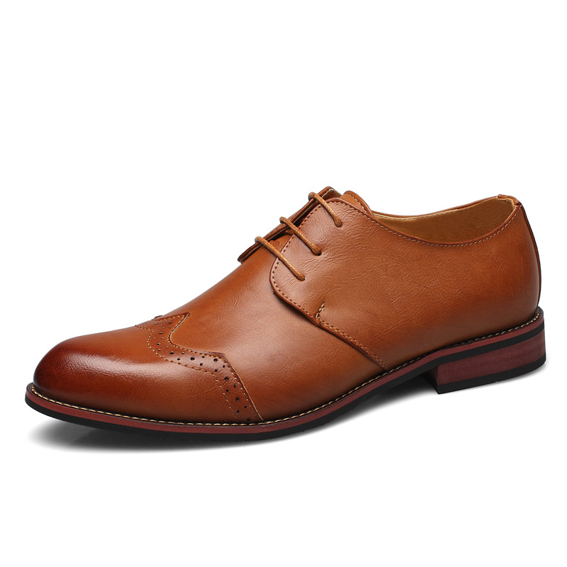 new 2016 oxford shoes for dress shoes genuine leather
