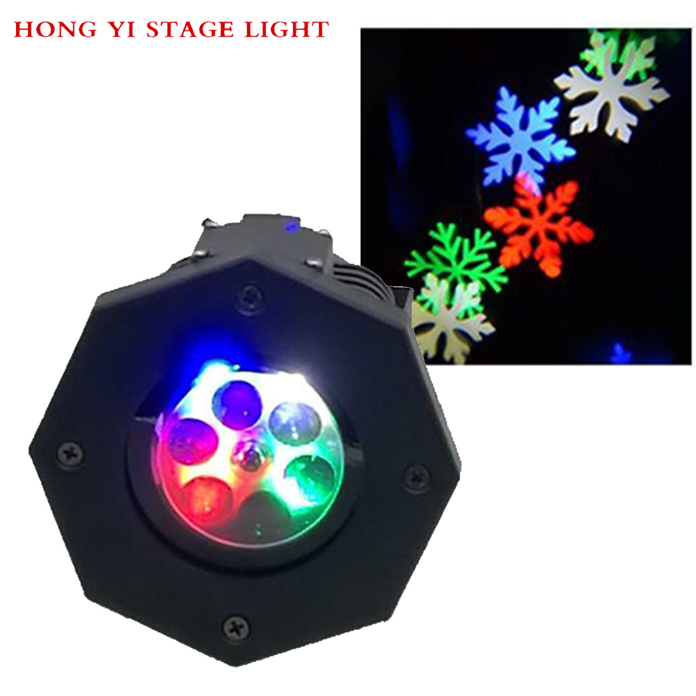 Christmas Outdoor LED Snowflake Star Projector Batterfly Waterproof Snow Laser Lights|Stage Lighting Effect|Lights & Lighting - title=