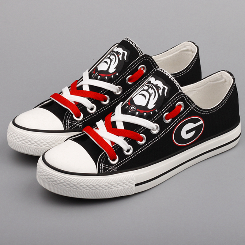 Unisex Designs Hand-Painted Canvas Shoes Boys Print Casual Shoes Lovers Graffiti Canvas Shoes College Team fans Gift e lov black rabbit painting designs hand painted canvas shoes personalized adult casual shoes cute platform shoes red shoelace
